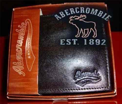 cartera abercrombie nueva