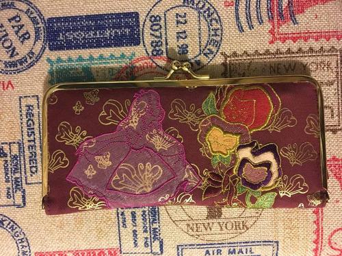 cartera alicia en el país de las maravillas disney couture