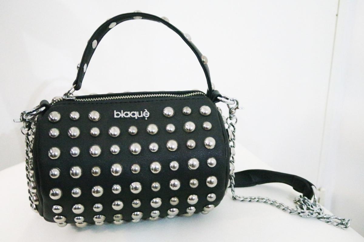 edcd2c8a4 Cartera Bandolera Blaque Negra - $ 990,00 en Mercado Libre