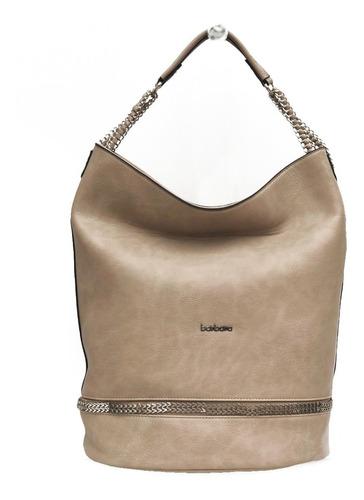 cartera barbara bags simil cuero mujer  top3 oficial