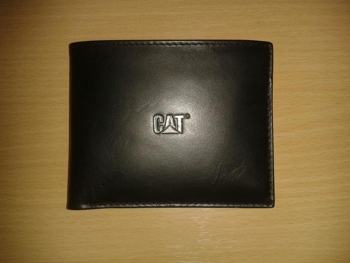 741dcd326 cartera billetera caballero caterpillar original 100%cuero. Cargando zoom.