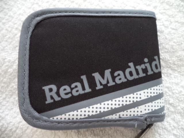 467409ab0 Cartera Billetera Caballero Real Madrid Nueva - $ 189.00 en Mercado ...