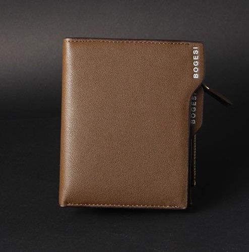 cartera billetera de lujo para hombre bogesi dia del padre
