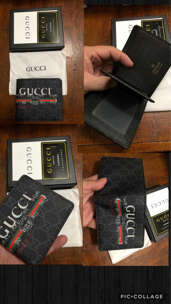 19c77f247 cartera billetera gucci caballero 5 modelos disponibles. Cargando zoom.