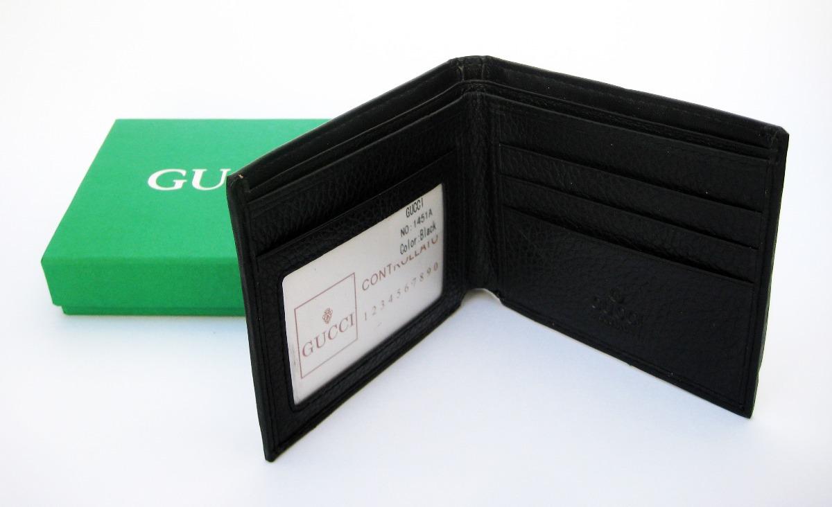 0100e1c0e cartera billetera gucci clasica para caballero envío gratis. Cargando zoom.
