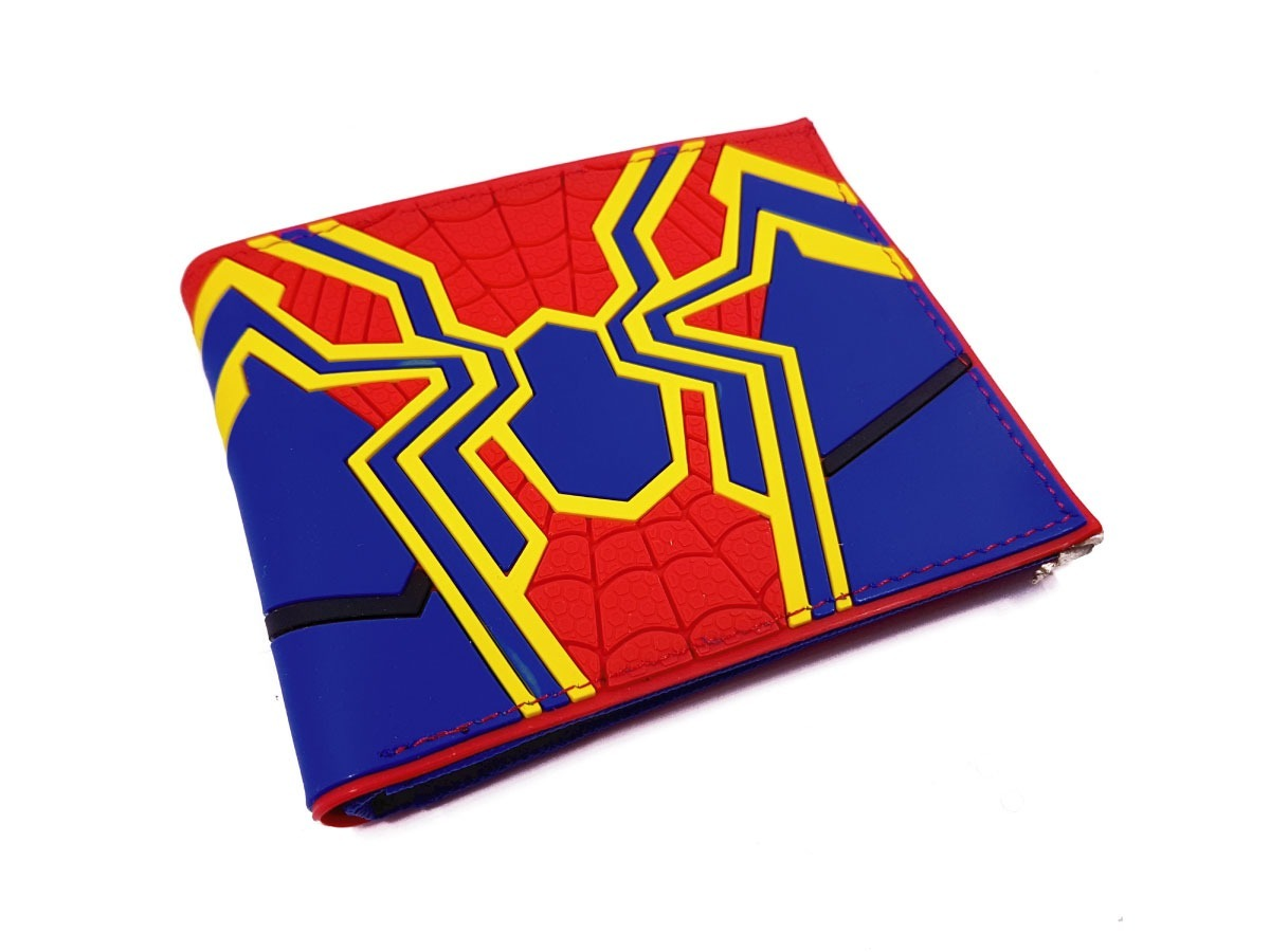 9bec4e827 cartera billetera hombre spiderman infinity war iron spider. Cargando zoom.