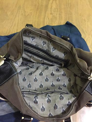 cartera blaque. bolso,