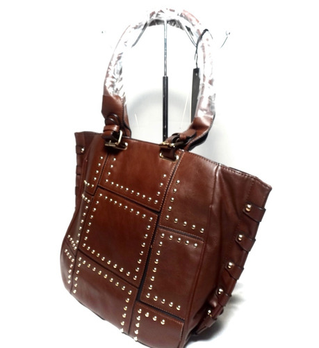 cartera bolso bandolero mayor detal 9877 marrón mujer