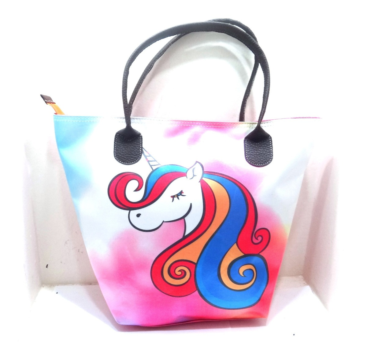 8069591df cartera bolso bandolero mayor detal unicornio mujer moda mcs. Cargando zoom.