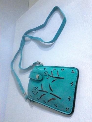 cartera bolso bandolero para damas exclusivo diseño