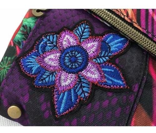 cartera bolso desigual bols_clutch_diverdelik nuevo original , bazar_19, local en flores !