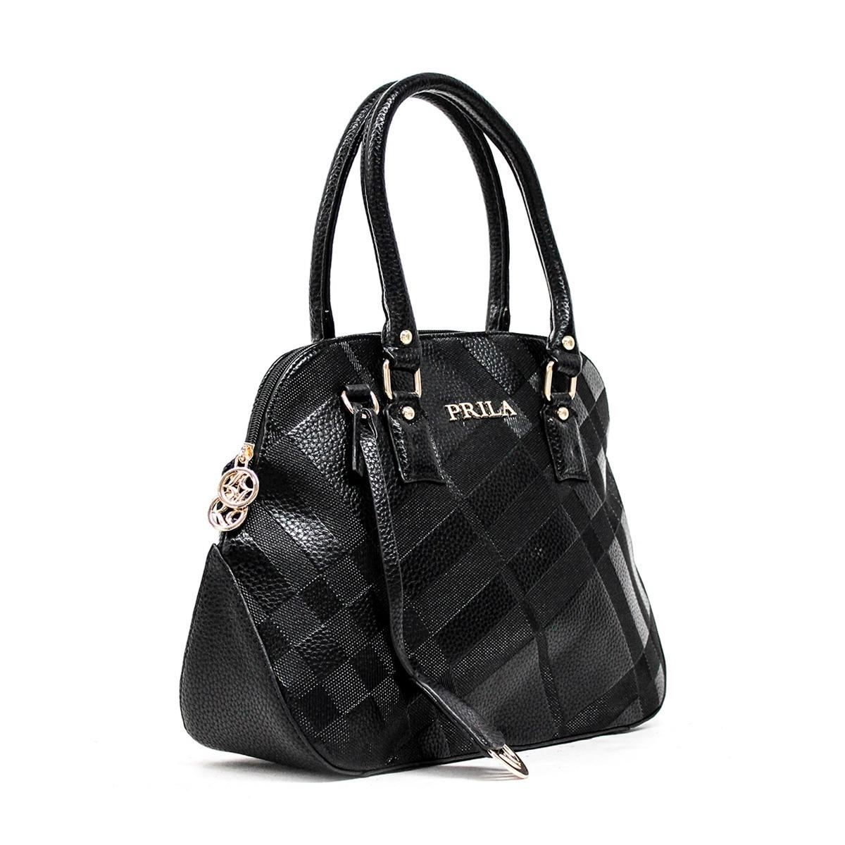 574993d02 Cartera Bolso Prila Sonia - Negro - $ 99.900 en Mercado Libre