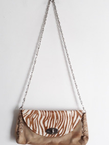 Gamuza Clutch Cartera Outlet Cacharel Animal Print I7yvbmf6gY