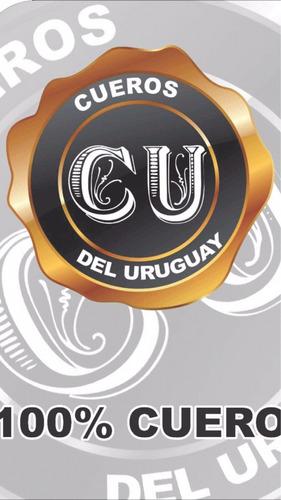 cartera de cuero - cueros del uruguay