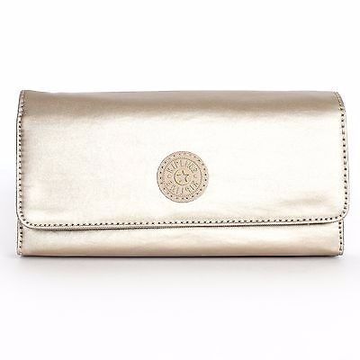 ccd7af91e Cartera De Dama Kipling Modelo Brownie Color Toasty Gold - $ 645.00 ...