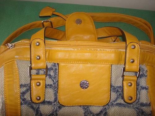 cartera de dama usada giovanna milano