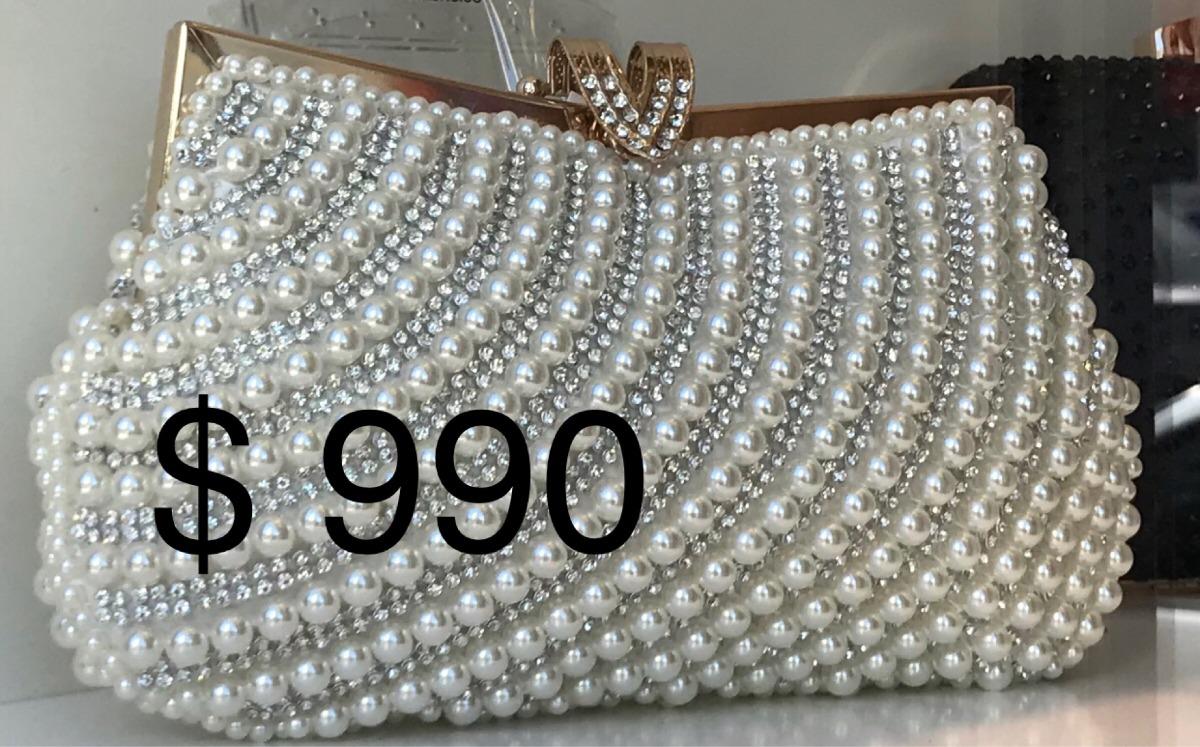 423f872d5 cartera de fiesta sobre clutch perlas brillo strass importad. Cargando zoom.
