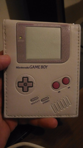 cartera de gameboy original nintendo