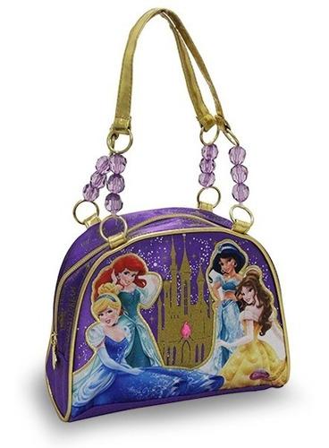 cartera de princesas para niña, original disney.