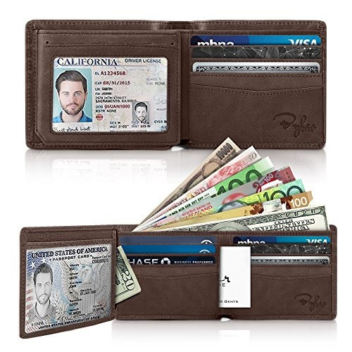 cartera de viaje de la capacidad adicional de la tarjeta mul