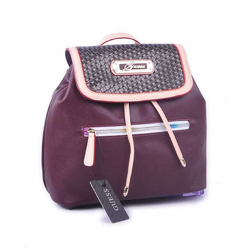cartera d&g y mochila universidad guess original remato