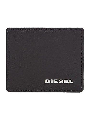 27ec12db9 Cartera Diesel De Cuero Negro Para Hombre, Fresca Y... - $ 76.990 en ...