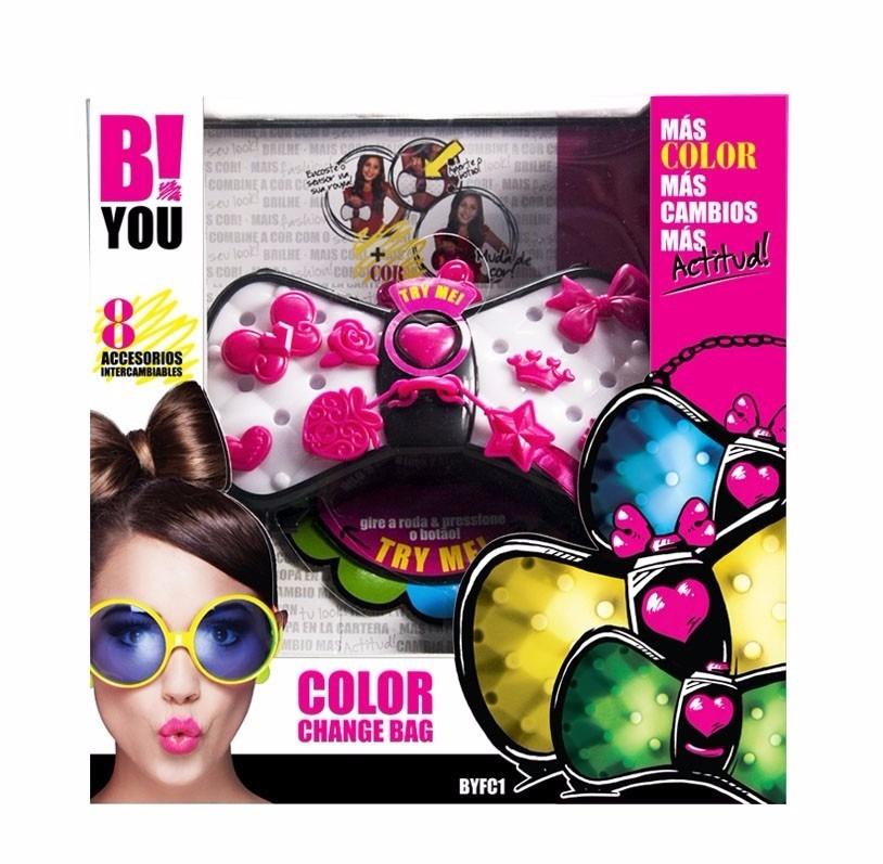 cartera fashion byou nena cambia de color con tu ropa tv