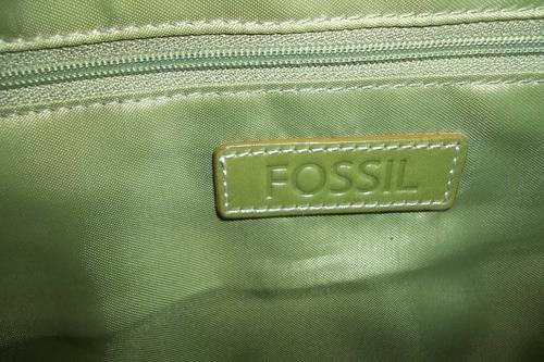 cartera fossil traida de miami
