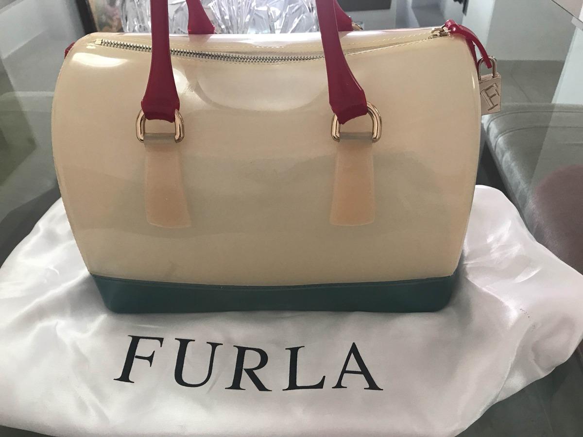 47f881dfe Cartera Furla Candy Bag Original Precio De Remate - Bs. 45.000.000 ...