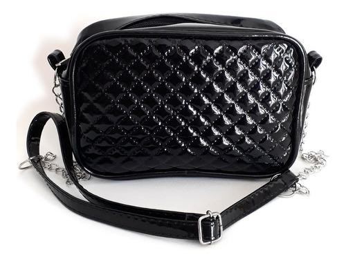 cartera glam black