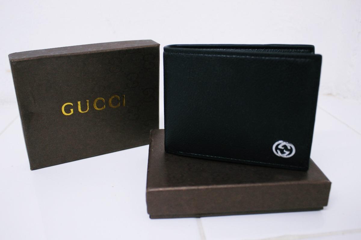 Billeteras Gucci Para Hombre Precio