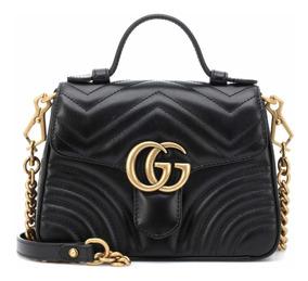 nueva estilos b214e 8f9c5 Cartera Gucci Marmont 100% Original