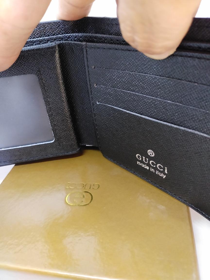 Cartera Gucci Tigre Gris Monograma. -   650.00 en Mercado Libre a69d32ec2e6