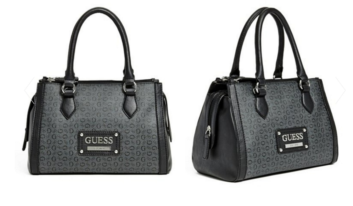 f05c413ea Cartera Guess Original. Proposal Box Satchel Color Negro - S/ 290,00 en