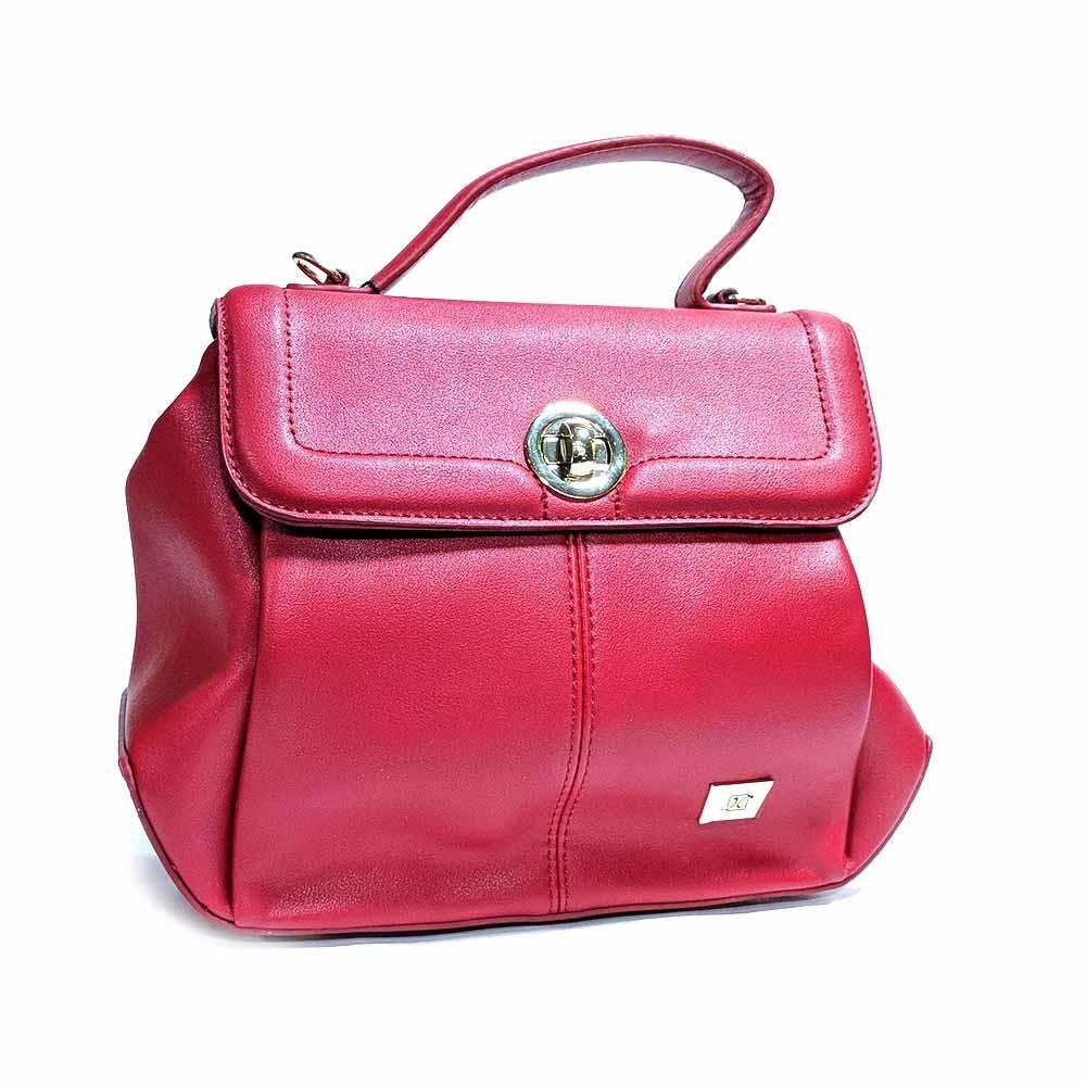 33c2843cf Cartera Harriet Mujer Js077 Jean Cartier Original Rojo - $ 1.165,00 ...