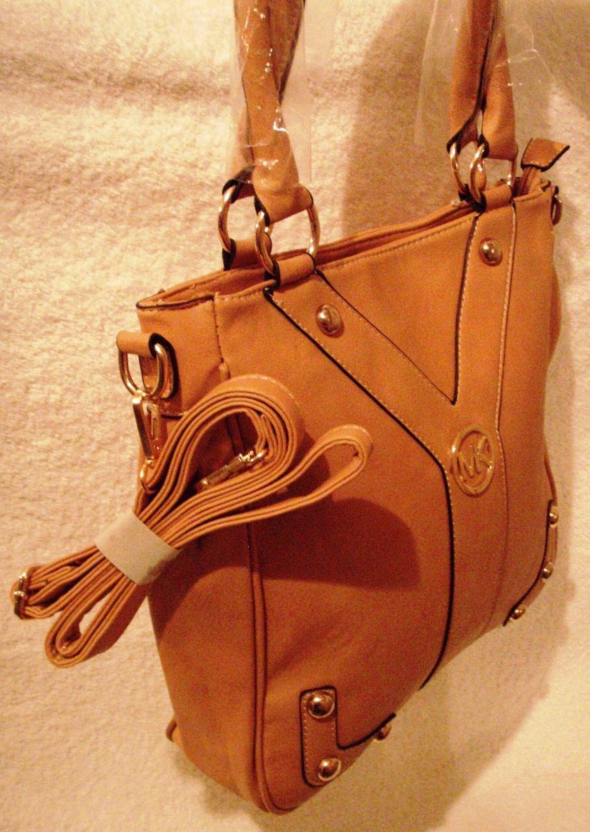 84f35530a cartera importada color camel - tamaño mediano - elegante! Cargando zoom.