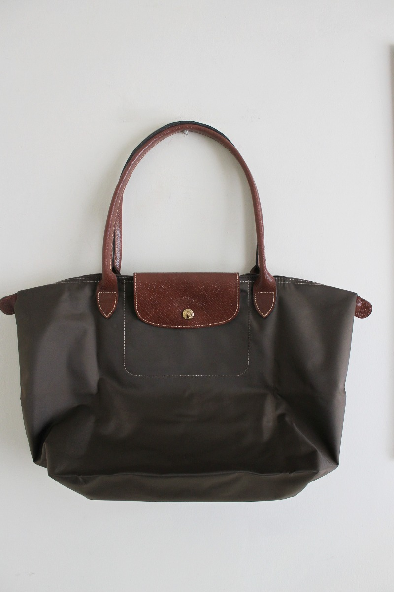 Longchamp Gris