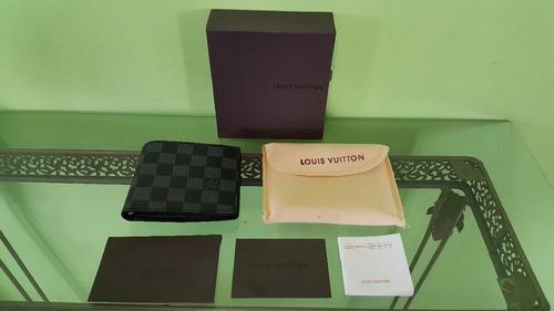 76757cc43 Cartera Louis Vuitton Caballero Envio Gratis - $ 650.00 en Mercado Libre