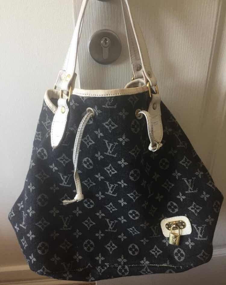 39459f538 Cartera Louis Vuitton Jeans - $ 32.000 en Mercado Libre