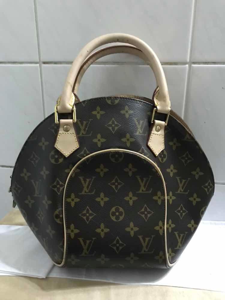 a0282ba78 Cartera Louis Vuitton Modelo Ostra - $ 150.000 en Mercado Libre