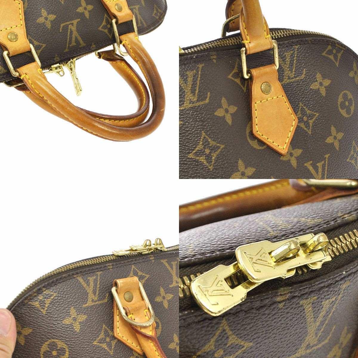 0ad1e08dd Cartera Louis Vuitton Original Alma Impecable !!! - $ 8.900,00 en ...