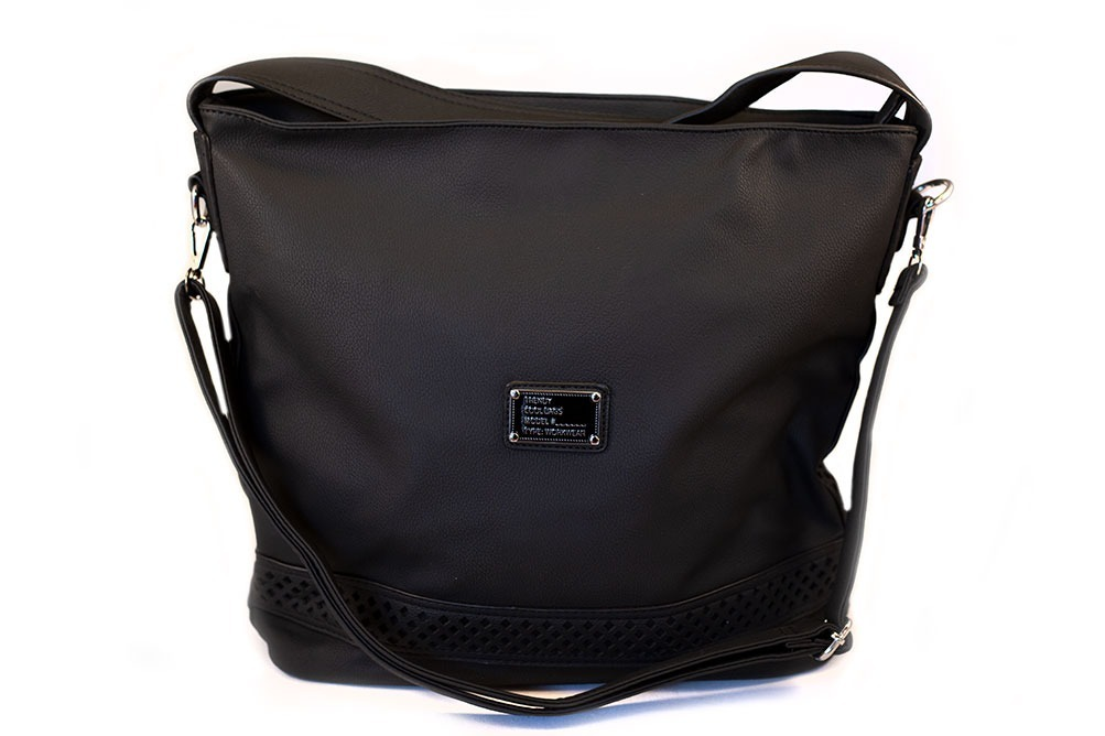 8b32dc9f2 Cartera Miss Unique Grande Negra 194121 - $ 1.490,00 en Mercado Libre