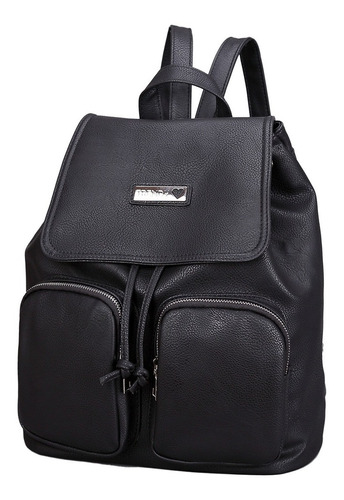 cartera mochila mujer anti robo urbana eco cuero *env local*