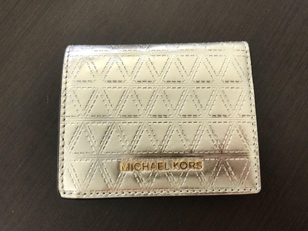 0ff1d1362 cartera monedero michael kors original dorado en oferta! Cargando zoom.