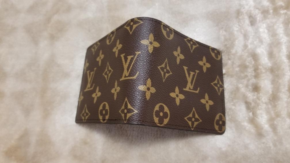 d9aa8b53c Cartera Monogram Café Lv Louis Vuitton - $ 1,539.00 en Mercado Libre