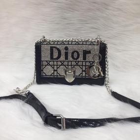 910ab0e3bc6 Cartera Mujer Bolsos Dior Excelente Calidad Elegante