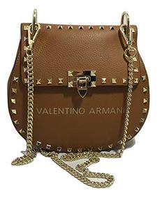 rico y magnífico ventas especiales mejores telas Cartera O Bolso Mujer Valentino Armani Italian Fashion Desig