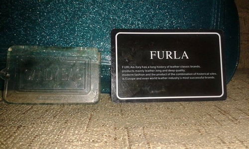 cartera original furla (negociable)
