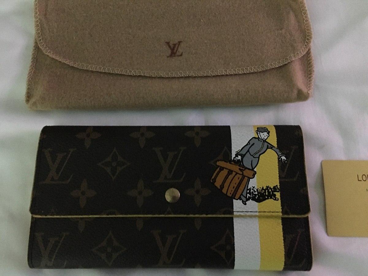 9cb928610 Cartera Para Dama Louis Vuitton - $ 450.00 en Mercado Libre