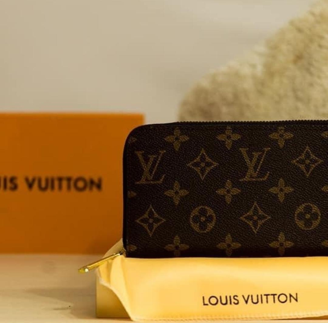 0643bb047 Cartera Para Dama Louis Vuitton Monogram. - $ 660.00 en Mercado Libre
